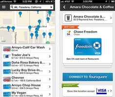 Wallaby app--choose the credit card that will give you the most cash, points, and rewards back
