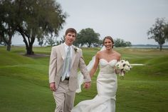 Rustic Bluffton Wedding at Colleton River Plantation  Read more - http://www.stylemepretty.com/south-carolina-weddings/bluffton/2014/01/24/rustic-bluffton-wedding-at-colleton-river-plantation/