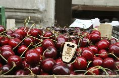 Be careful the Cowtag shows you always the right things ; Cherry, Fruit, Food, Essen, Meals, Prunus, Yemek, Eten
