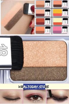 Our - Easy Eyeshadow lets you create easy dramatic and natural looks, depending on your occasion or your mood. Perfect Image, Perfect Photo, Love Photos, Cool Pictures, Beauty Society, Simple Eyeshadow, Eye Shapes, Natural Looks, 2 Colours