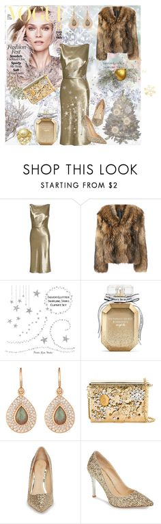 """winter"" by ninigreen ❤ liked on Polyvore featuring Nili Lotan, RtA, Victoria's Secret, Irene Neuwirth, GE, Dolce&Gabbana and Badgley Mischka"