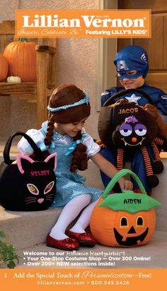 catalog spree lillian vernon halloween 2012 catalog - Free Halloween Costume Catalogs