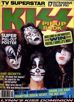 photos from kiss magazines 1978 - Yahoo Image Search Results O Tv, Detroit Rock City, Turn Him On, Peter Criss, Ace Frehley, Hot Band, Gene Simmons, Good Ole, Concert Posters