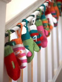 Knitting Pattern Christmas Advent Calendar : 1000+ images about Advent Calendars on Pinterest Advent calendar, Advent an...