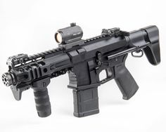 SLR Rifleworks: Veritas Tactical 5.56 PDW