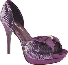 Purple and sparkles....and on my wishlist!