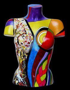 Image result for mannequin torso art
