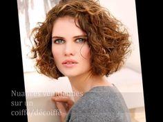 long bob with perm Google Search Hair!! Curly hair