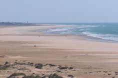 Playa del Palmar - Vejer-de-la-Frontera - Cadiz