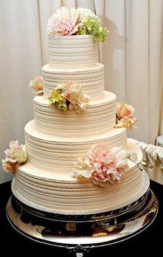 Weadding cake :)