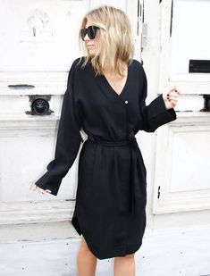 The little black dress wardrobe essential
