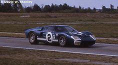 2 - Ford Mk II #1031 - Shelby American Inc. Sebring 12 Hours 1966