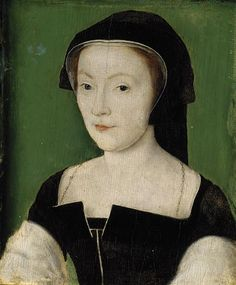 Mary of Guise, 1515 - 1560. Queen of James V  about 1537