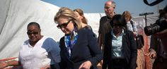 'FOBs': How Hillary's State Department Gave Special Attention to 'Friends Of Bill' After haiti Quake