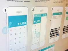 iphone Wireframe