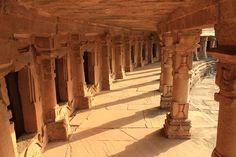 Inner Corridor of Mitawali temple
