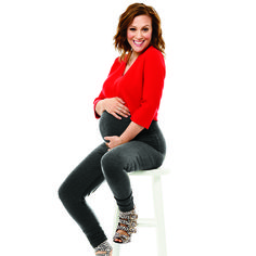 Alyssa Milano, our August/September cover star, just had her baby! Check out her beautiful baby name...