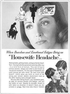 """Housewife Headache"""