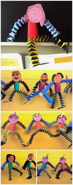 Sempre criança:   http://craftroom.info/cute-little-people/