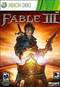 (*** http://BubbleCraze.org - It's fun, it's free and it's wickedly addicting. ***)  FABLE lll (3) XBOX 360 Game Rated Mature (Off Line Play) Rated Mature