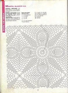 Knitting charts album 22 new ideas Crochet Shawl Diagram, Crochet Chart, Crochet Motif, Crochet Doilies, Hand Crochet, Crochet Lace, Crochet Stitches, Crochet Patterns, Crochet Heart Blanket