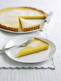 This simple classic lemon tart is a work of art! The lemon curd comes out perfectly smooth and the taste is bursting with lemon flavor.