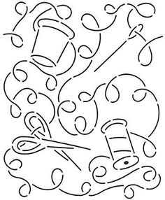 Dritz Quilting 5'' x 9'' Stencil Flower | quilting stencils ... : quilting stencils canada - Adamdwight.com