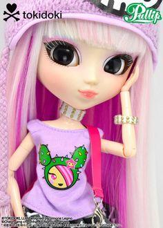 Pullip Lunarosa tokidoki Groove fashion doll in USA #Groove
