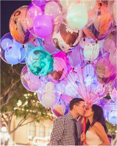 Disneyland Engagement Session by Matthew Encina Photography Disney Engagement Pictures, Disneyland Engagement Photos, Disneyland Photos, Disney Pictures, Disneyland Photography, Funny Pictures, Wedding Engagement, Engagement Session, Engagement Ideas