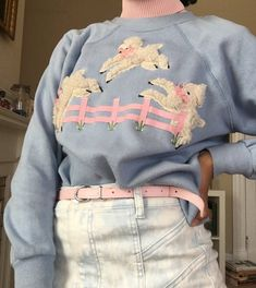 Image shared by C O R I Find images and videos about vintage, outfit and aesthetic on We Heart It - the app to get lost in what you love. Mode Outfits, Retro Outfits, Vintage Outfits, Girl Outfits, Casual Outfits, Fashion Outfits, Grunge Outfits, Modest Fashion, Kawaii Fashion