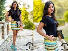 DIY: Ethnic skirt (by Crimenes-de-la-Moda M) http://lookbook.nu/look/3643303-DIY-Ethnic-skirt