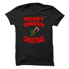 ANDERSON CHRISTMAS T-Shirts, Hoodies. CHECK PRICE ==►…