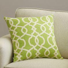 Bungalow Rose Glostrup Cotton Throw Pillow & Reviews   Wayfair