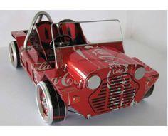 Coke Can Cars