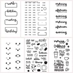 Functional and cute. Can't wait to receive these babies. @studio_l2e #newrelease #studiol2e #plannerstamps #plannerstampsaddict #plannernerd #plannergirl #planner #planners #stamps #clearstamps #kawaii