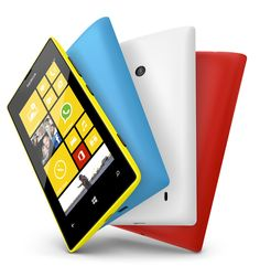 Lumia 520, the Nokia's most affordable Windows Phone 8 smartphone