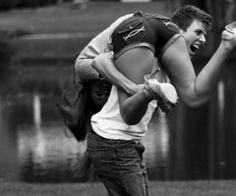 be with someone who will make you laugh