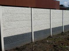 betonnen tuin muur verven - Google Search