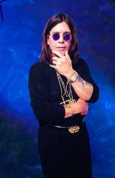 Ozzy Osbourne Pictures and Photos - Getty Images Ozzy Osbourne Young, God Bless Ozzy Osbourne, Ozzy Osbourne Quotes, Zakk Wylde, All Black Fashion, Album Sales, All Black Looks, Rob Zombie, Black Sabbath