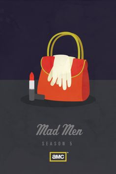 Mad Men Season 6 Premier, Sunday April 7. Time to get ready by watching Season 5 one more time. Then plan your Premiere party!