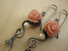 bridesmaid jewelry pastel goth earring pastel goth jewelry