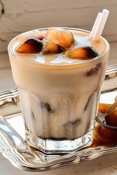 Double Espresso Russian Recipe.-Iced coffee
