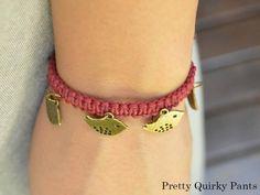 DIY Jewelry DIY Bracelet DIY Charm Bracelet