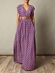 afinandolasagujas: Vestido fácil de hacer sólo 4 rectángulos