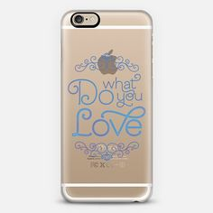 Do What You Love - Classic Snap Case