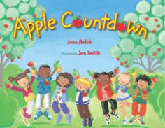 Apple Countdown by Joan Holub - Recommended by American Farm Bureau Foundation for Agriculture