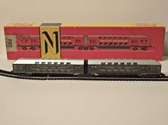 Collection of N scale model trains by PIKO from the former east Germany. N Scale Gauge 9 mm N Scale Model Trains, Scale Models, East Germany, Scale Model