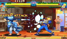Image result for marvel vs. capcom 3 switch