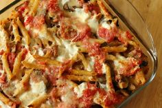 Mission: Food: The Glorious Vegetables of Italy: Pasta al Forno w...