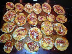 Potato Skins - Perfect party appetizer